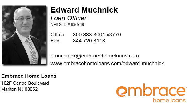 edward muchnick embrace home loans
